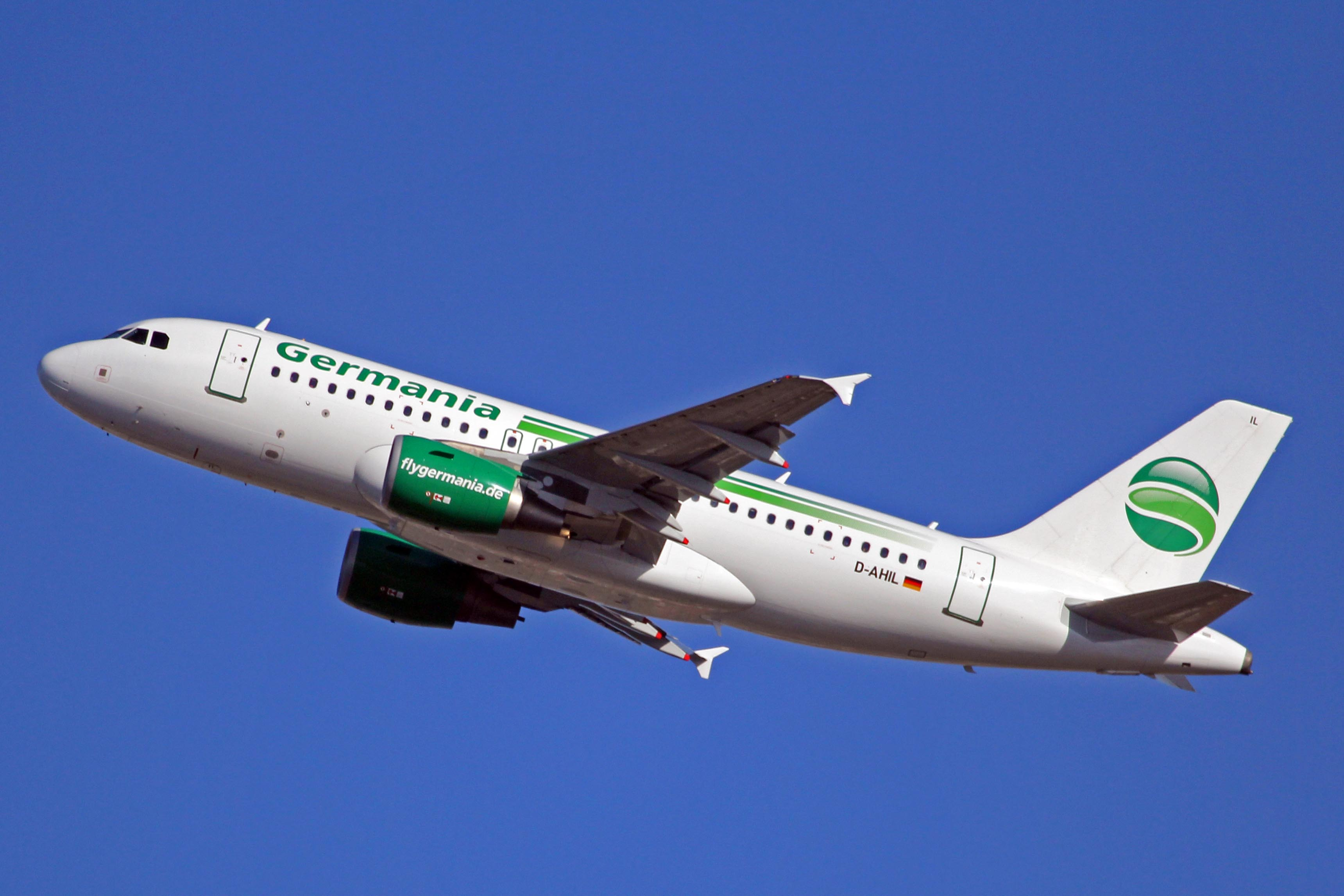 germania airline booking