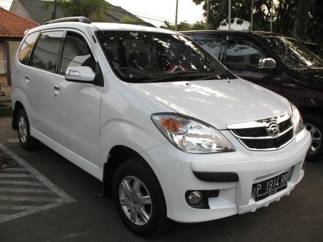 2008 Daihatsu Xenia li in