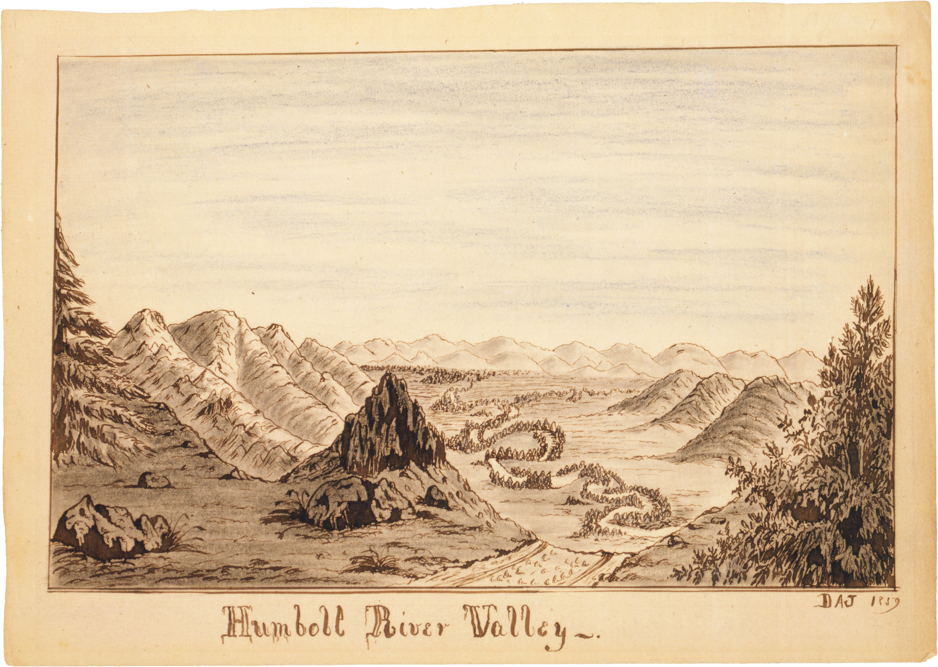 valley drawing-#34