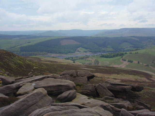 Derwent Edge - geograph.org.uk - 1316992