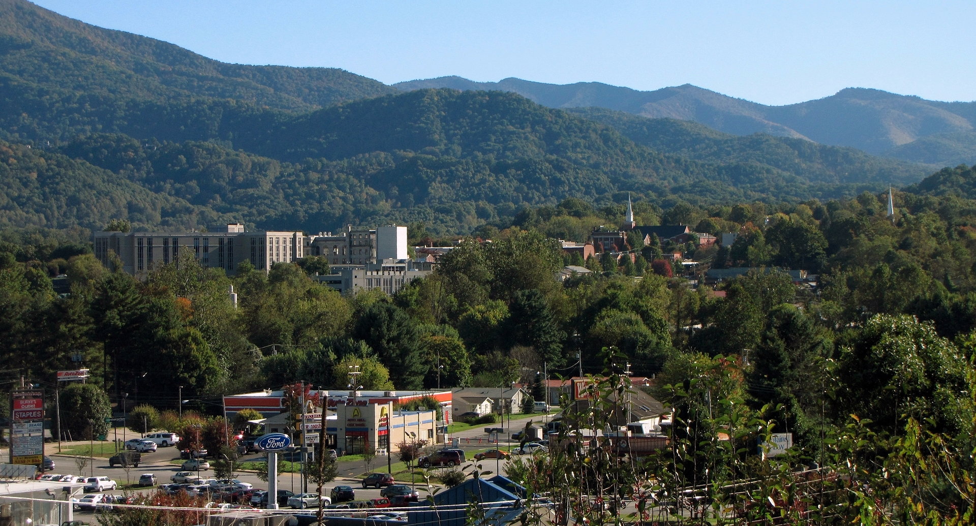 Waynesville (NC) United States  City new picture : Waynesville, NC, US