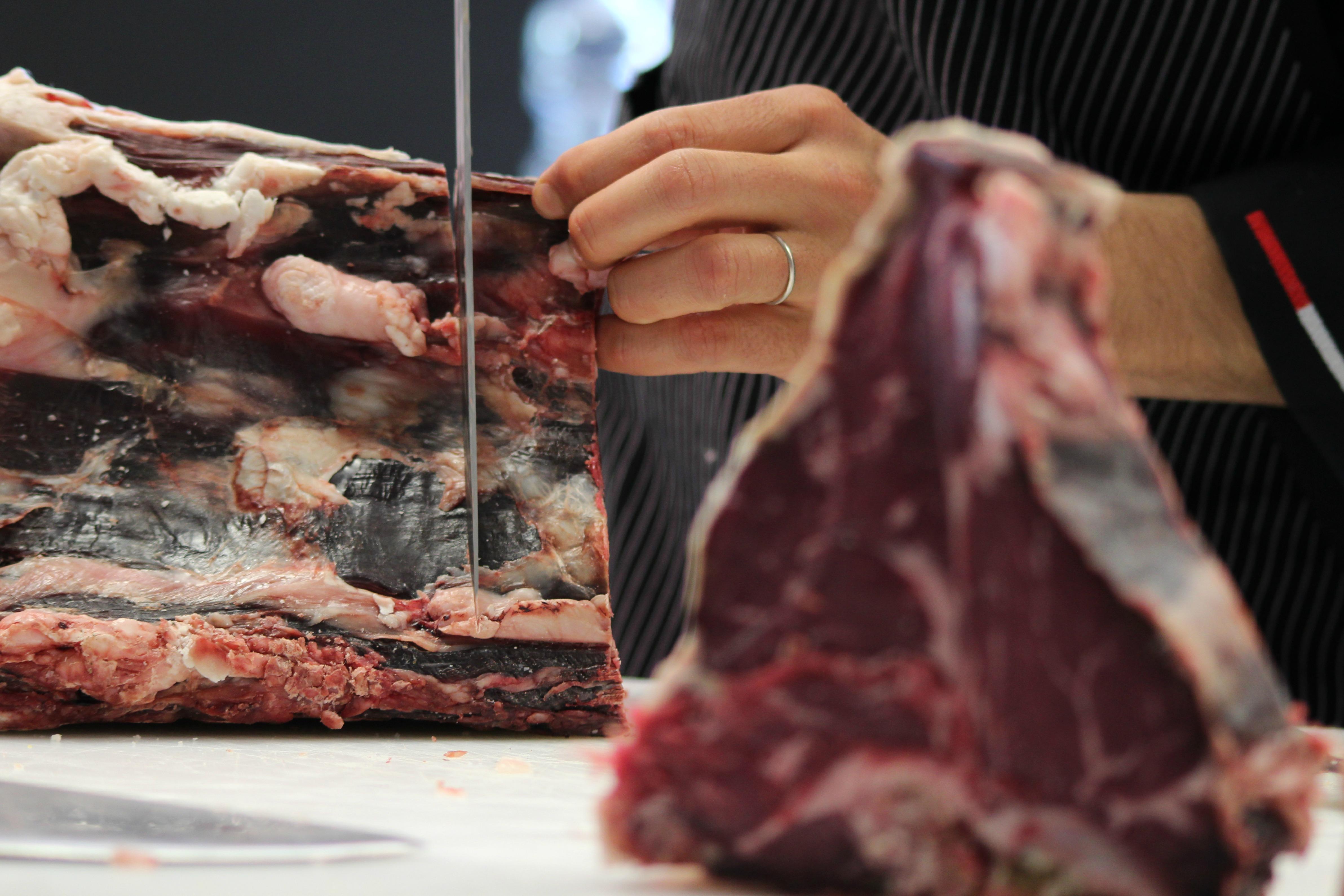 ricerca sulla carne