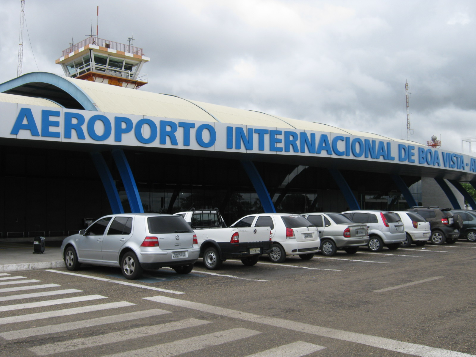 Boa Vista International Airport - Wikipedia