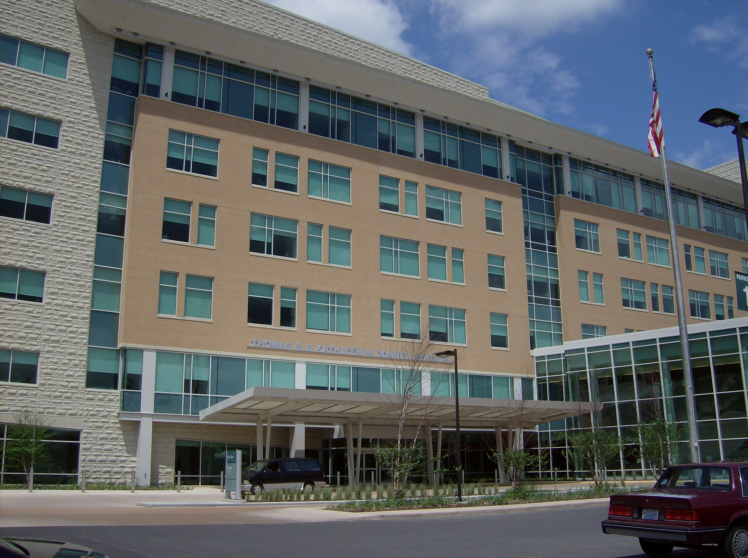 Blanchard valley regional health center fist photos