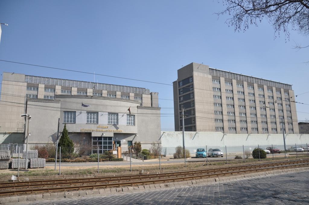 Venyige utcai börtön – Wikipédia