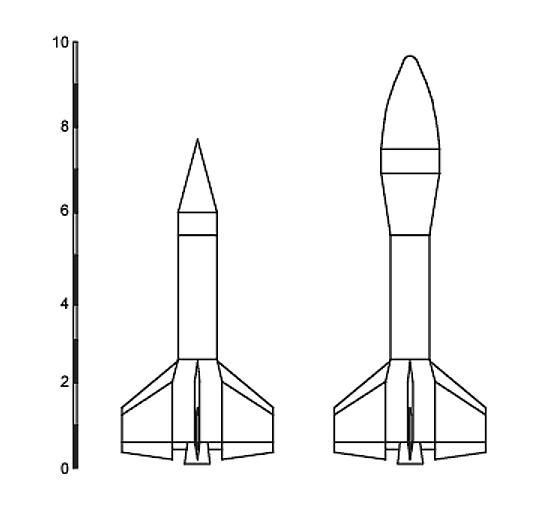 Best Aerodynamic Rocket Fin Designs