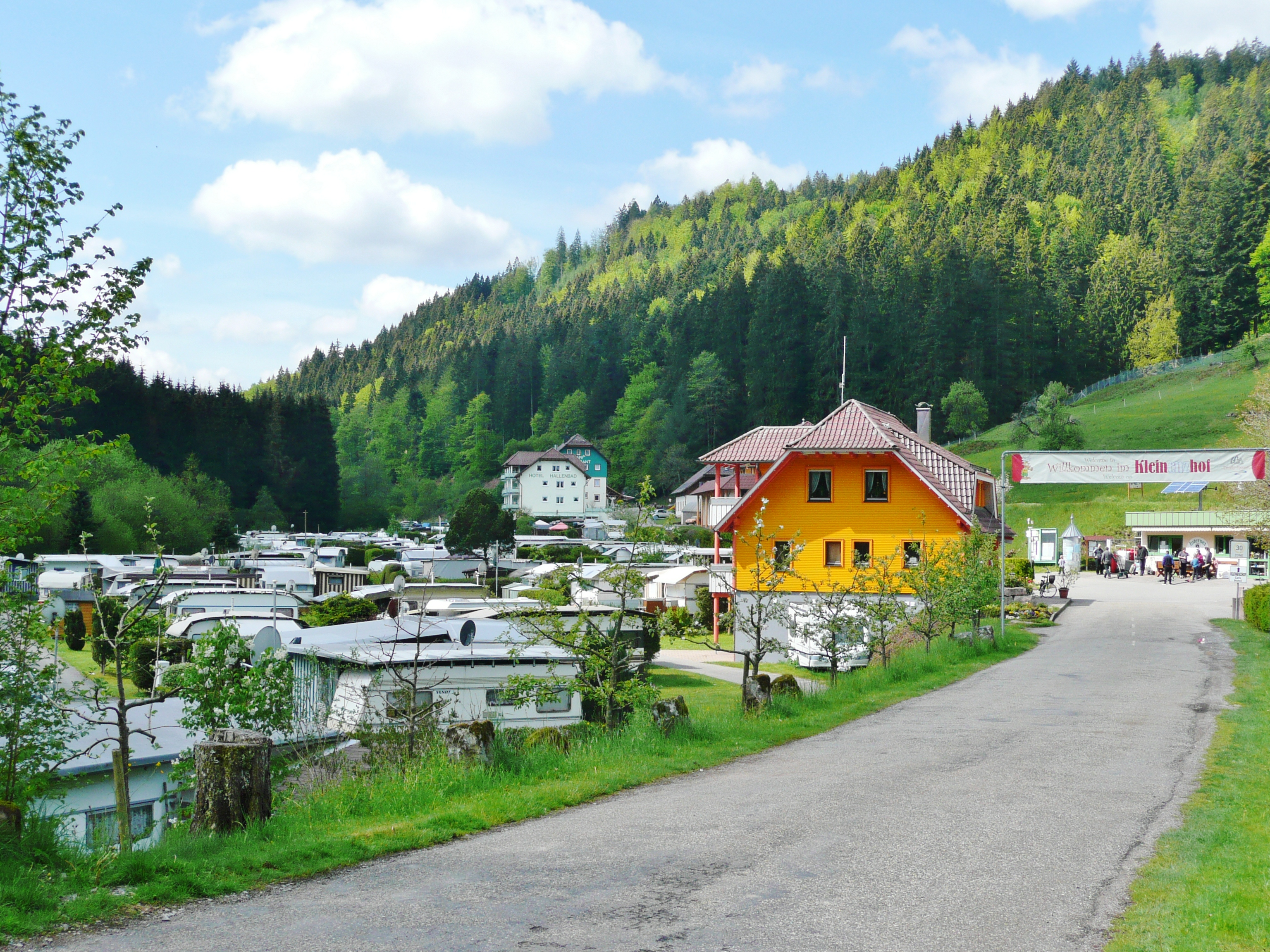Bad Wildbad Hotel Online Vermarkten