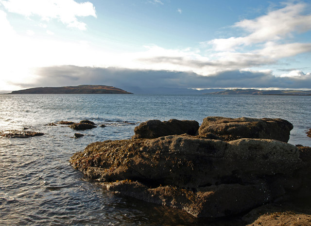 Farland Point, Great Cumbrae Island - geograph.org.uk - 618158