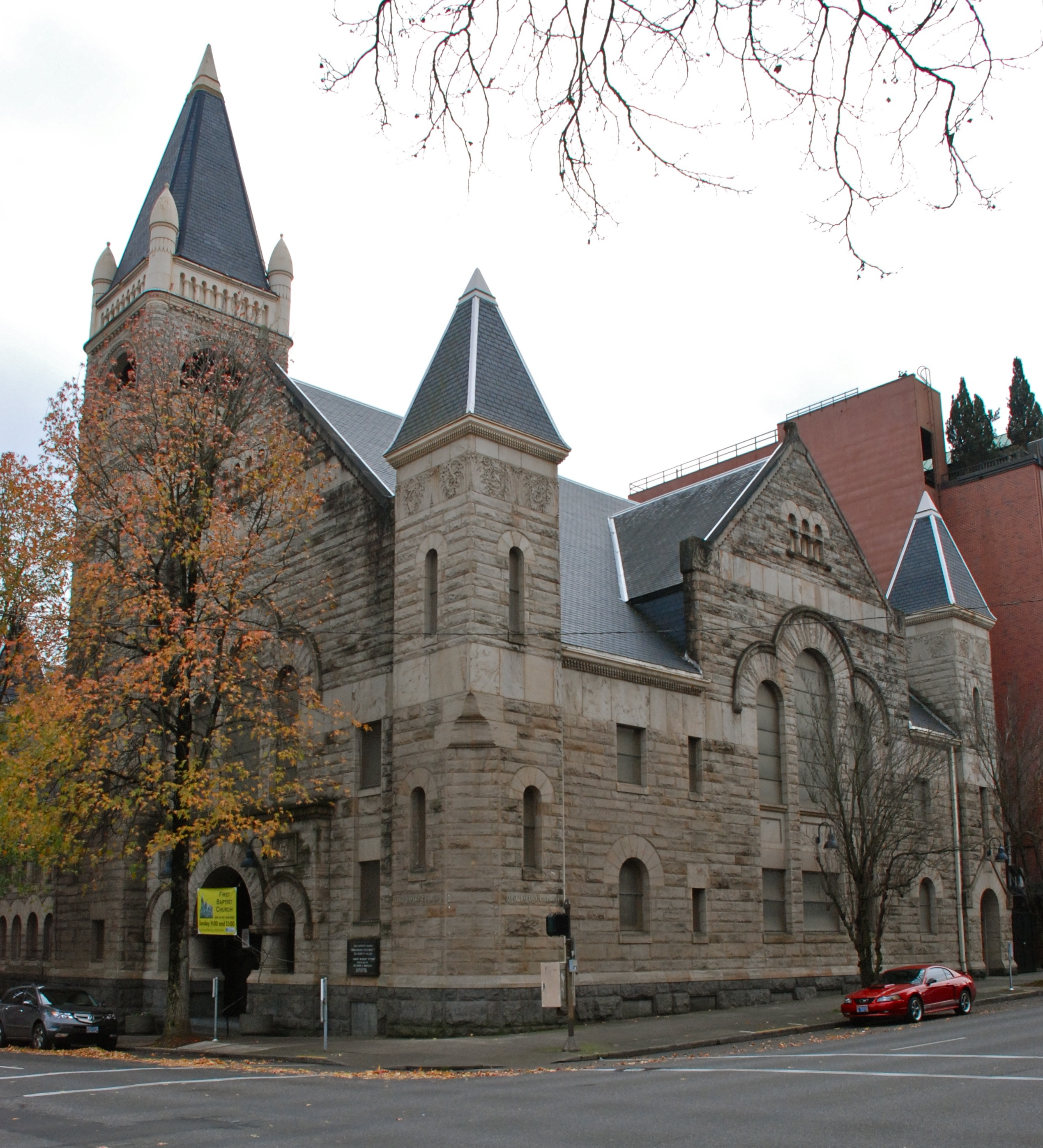 File:First Baptist Church of Portland, Oregon.jpg