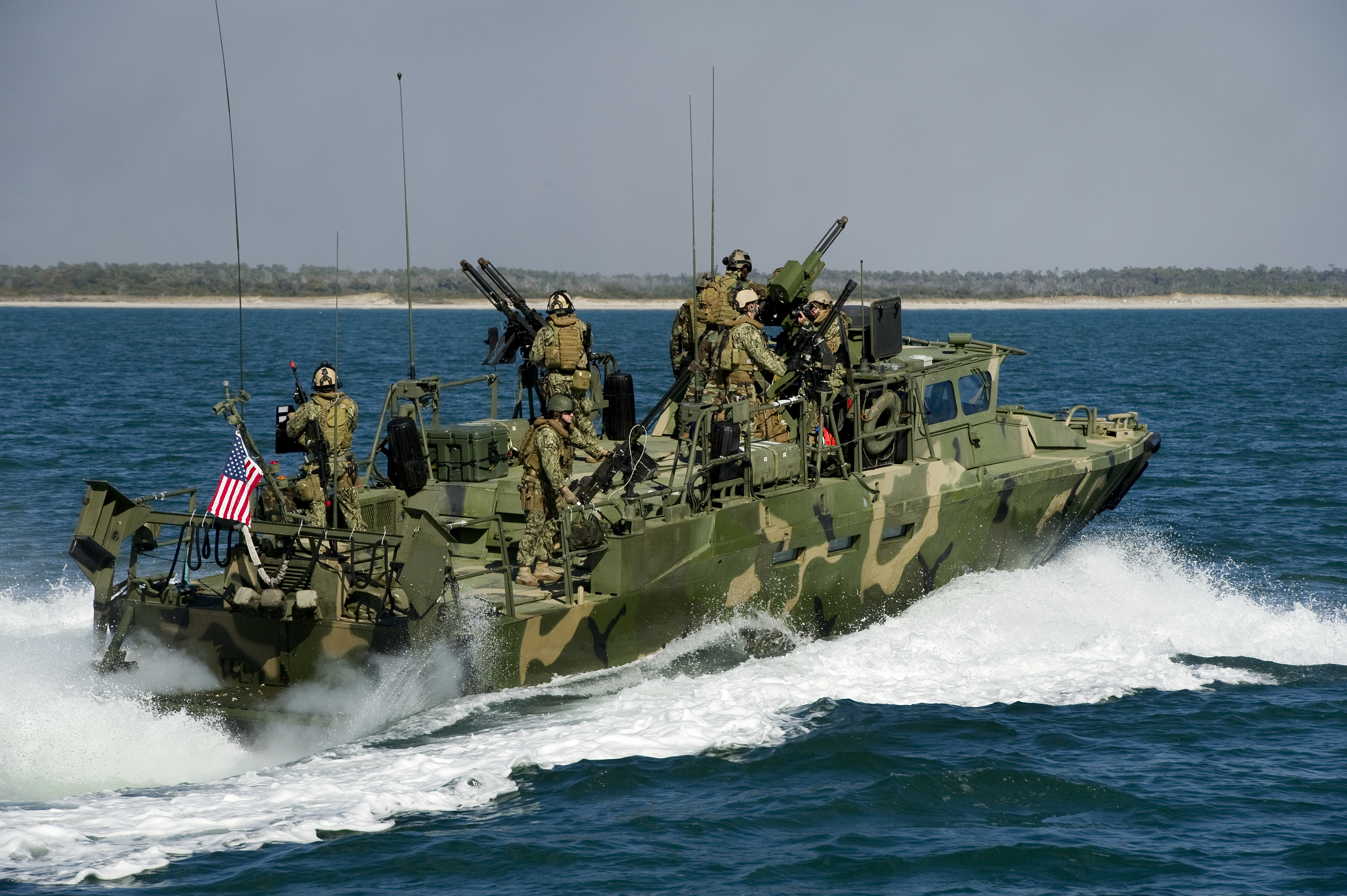 File:Flickr - Official U.S. Navy Imagery - Riverine Command Boat ...