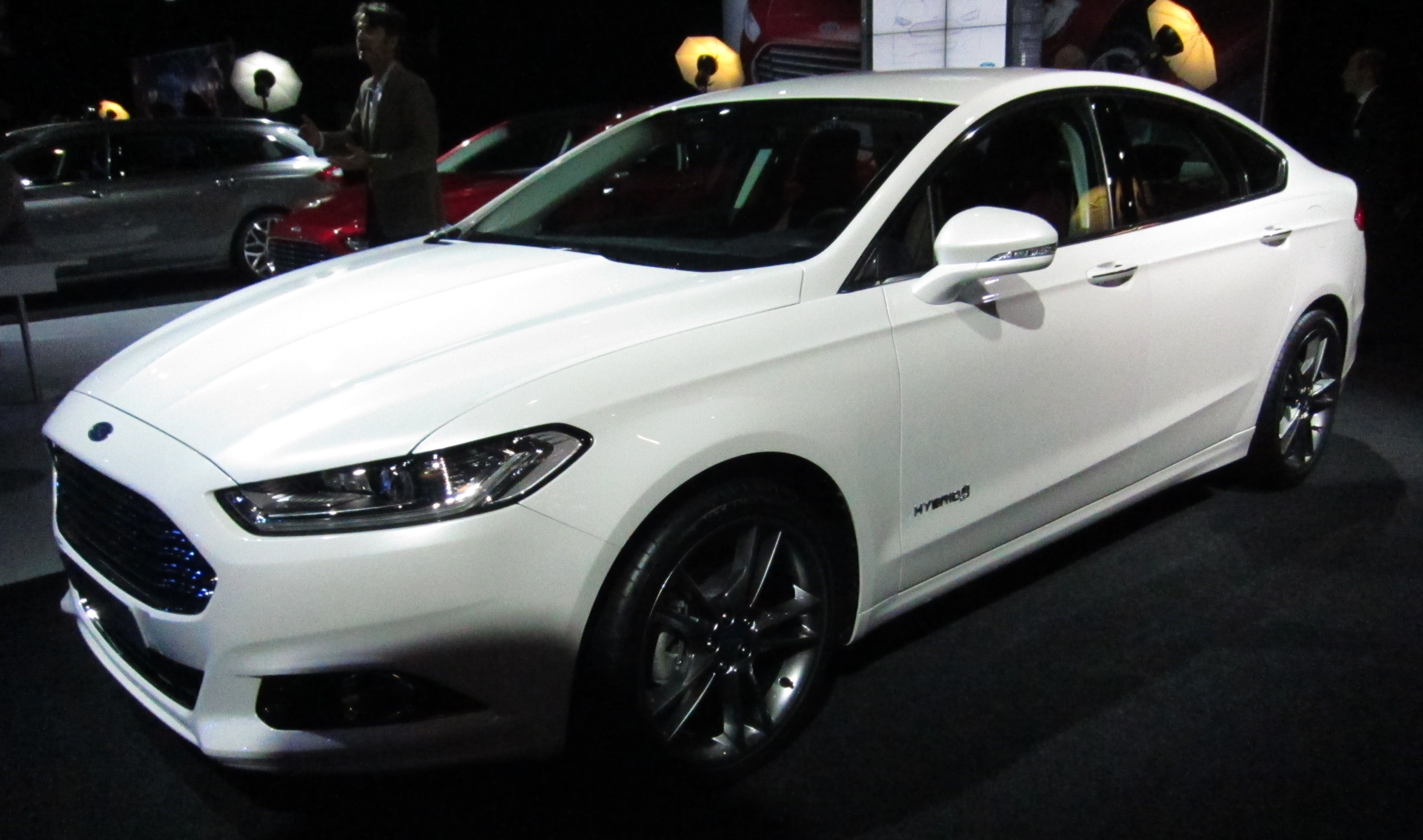 ford mondeo седан iv #10