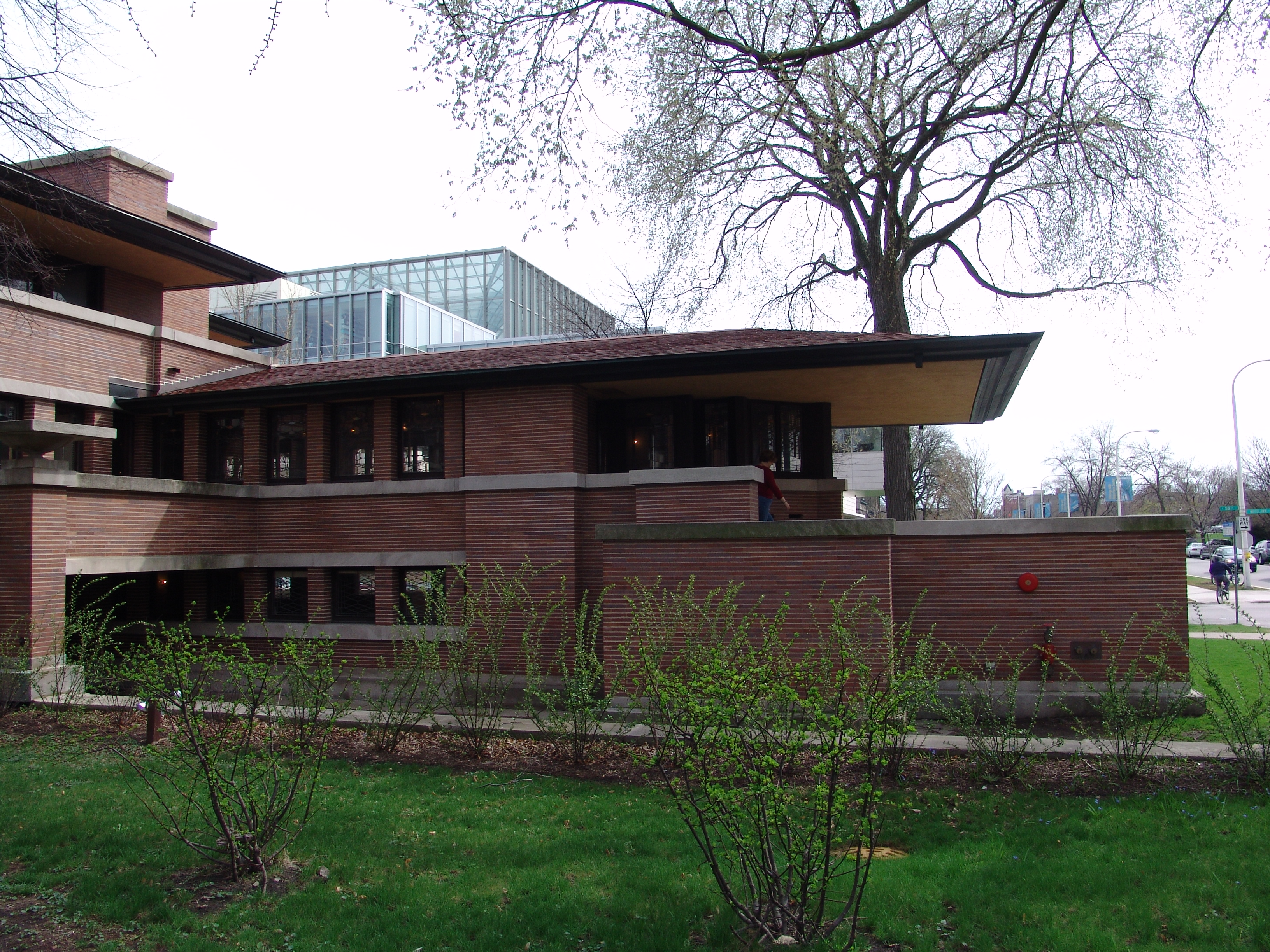 1000 images about flw robie house on pinterest frank for Wright architecte