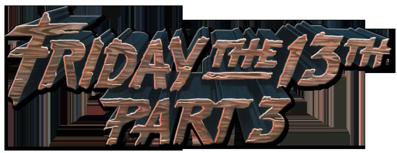 Výsledek obrázku pro friday the 13th png logo