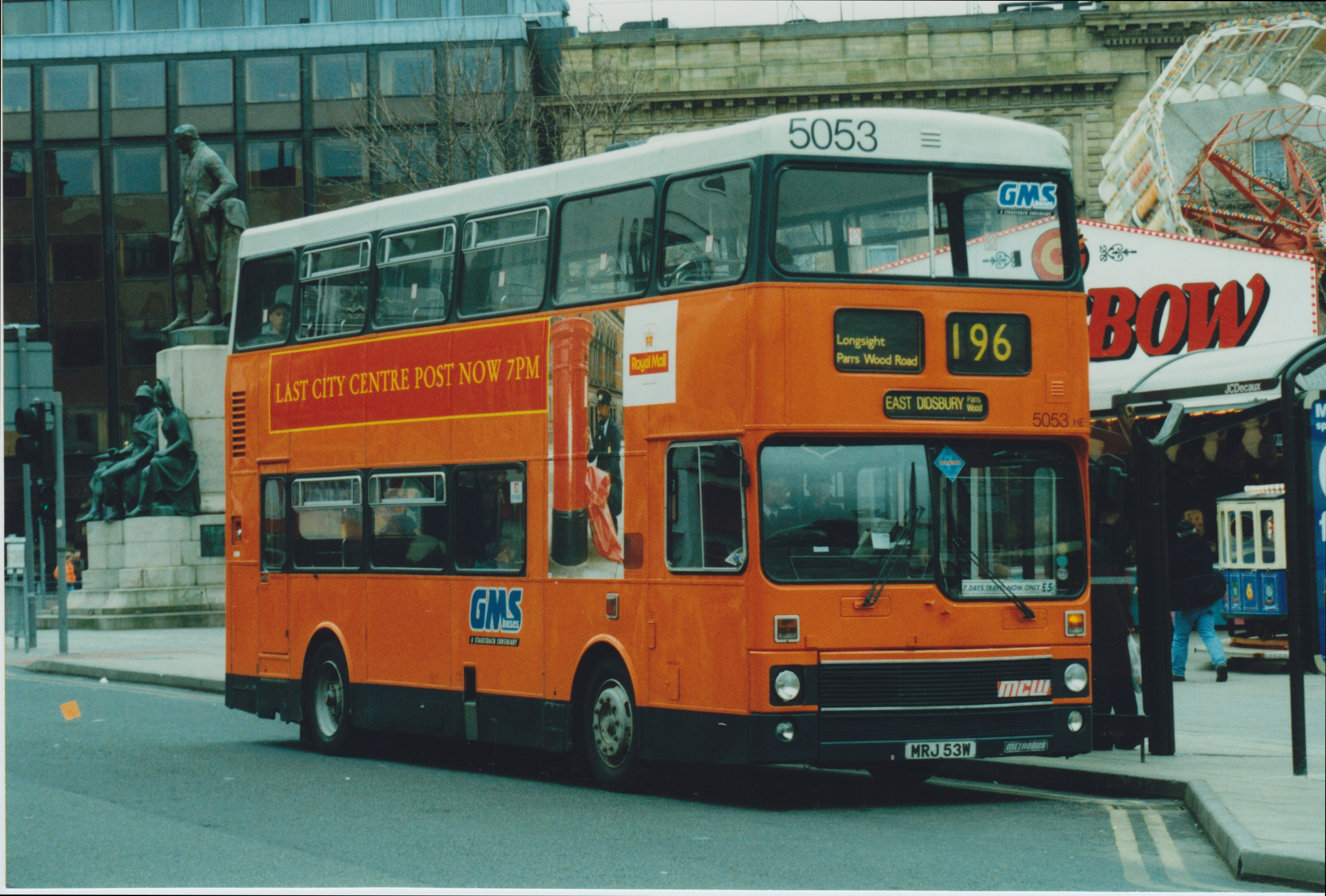 Merseybus – Mike On The Buses