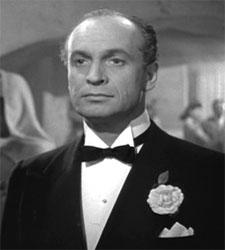 Schauspieler Gregory Gaye