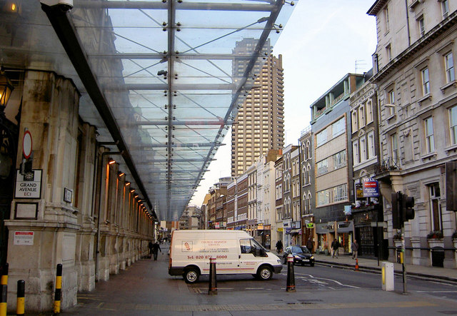 FileGlazed canopy to Smithfield Market fronting Long Lane - geograph.org.uk & File:Glazed canopy to Smithfield Market fronting Long Lane ...