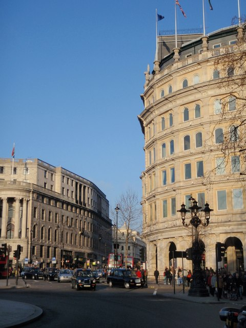 The Grand Trafalgar Hotel