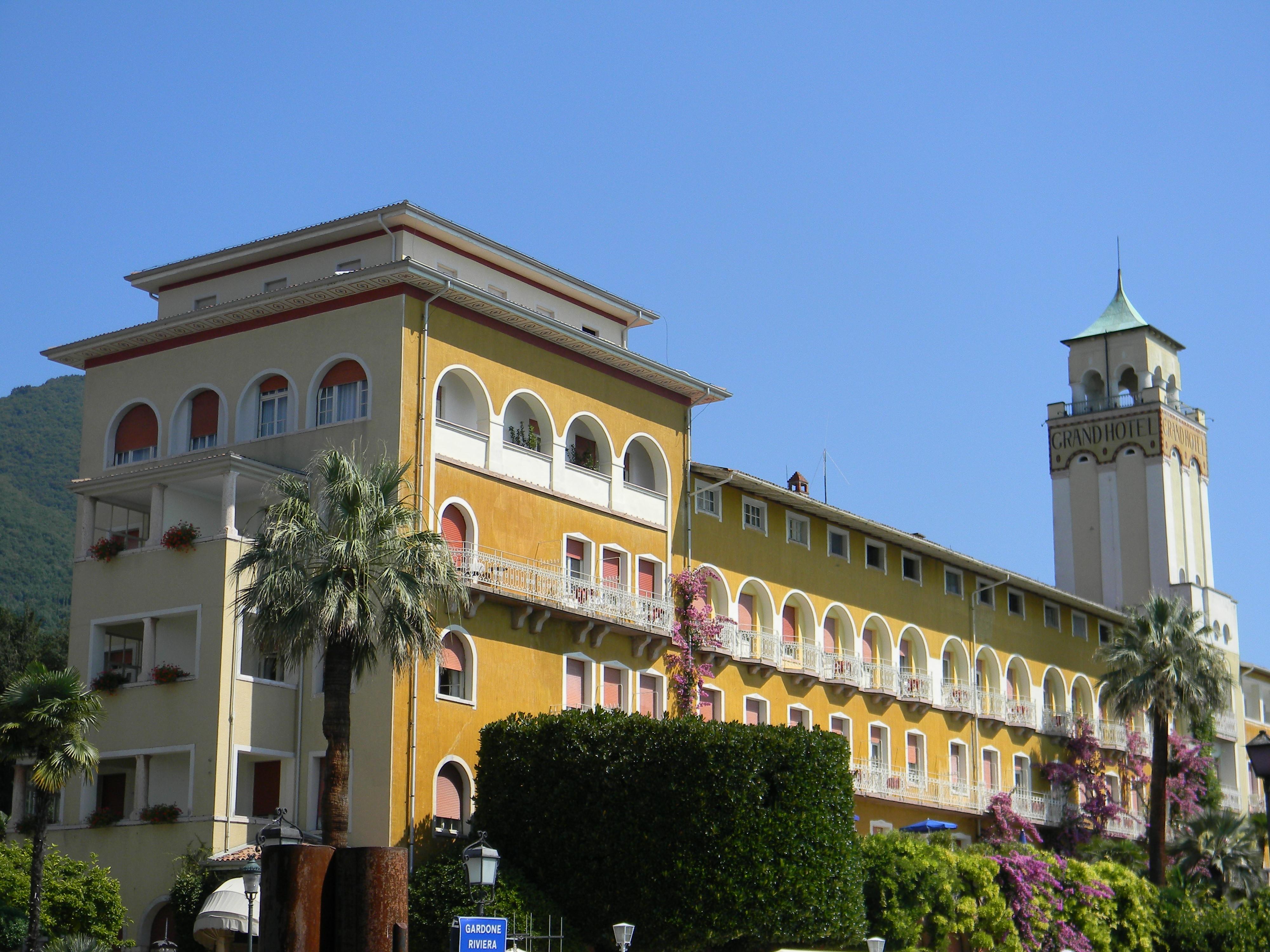 The Grand Hotel Gozo Strand