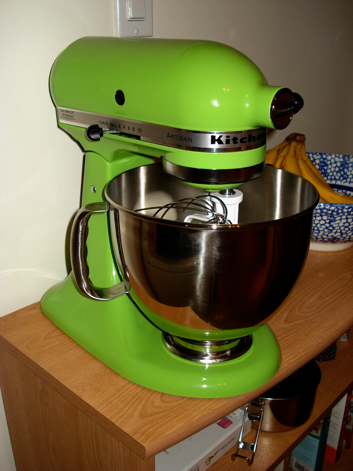 Kitchen Aid Mixer Spark Joy