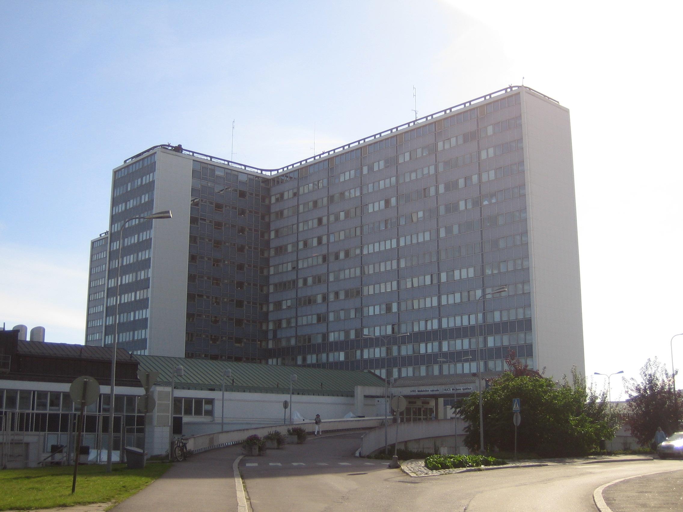 Meilahti Hospital