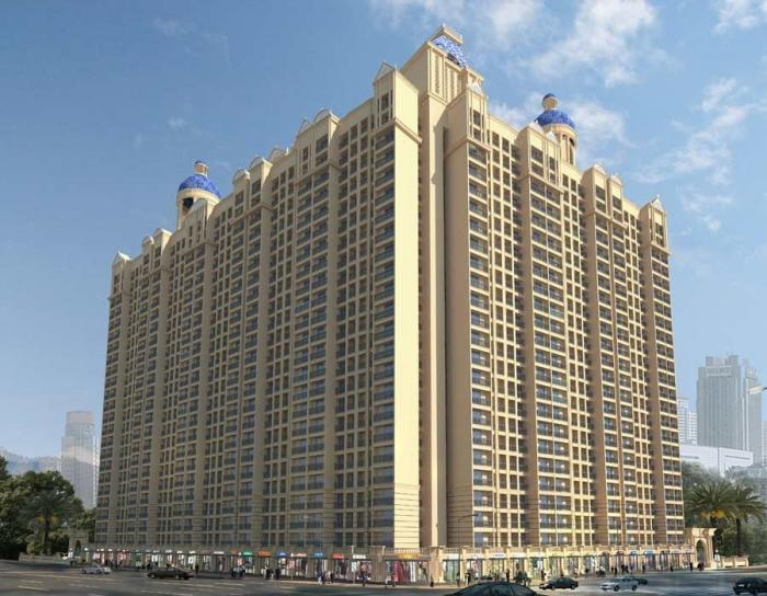Highland Springs in Thane, Thane by Siddhi Group & Larkins Group Dwello