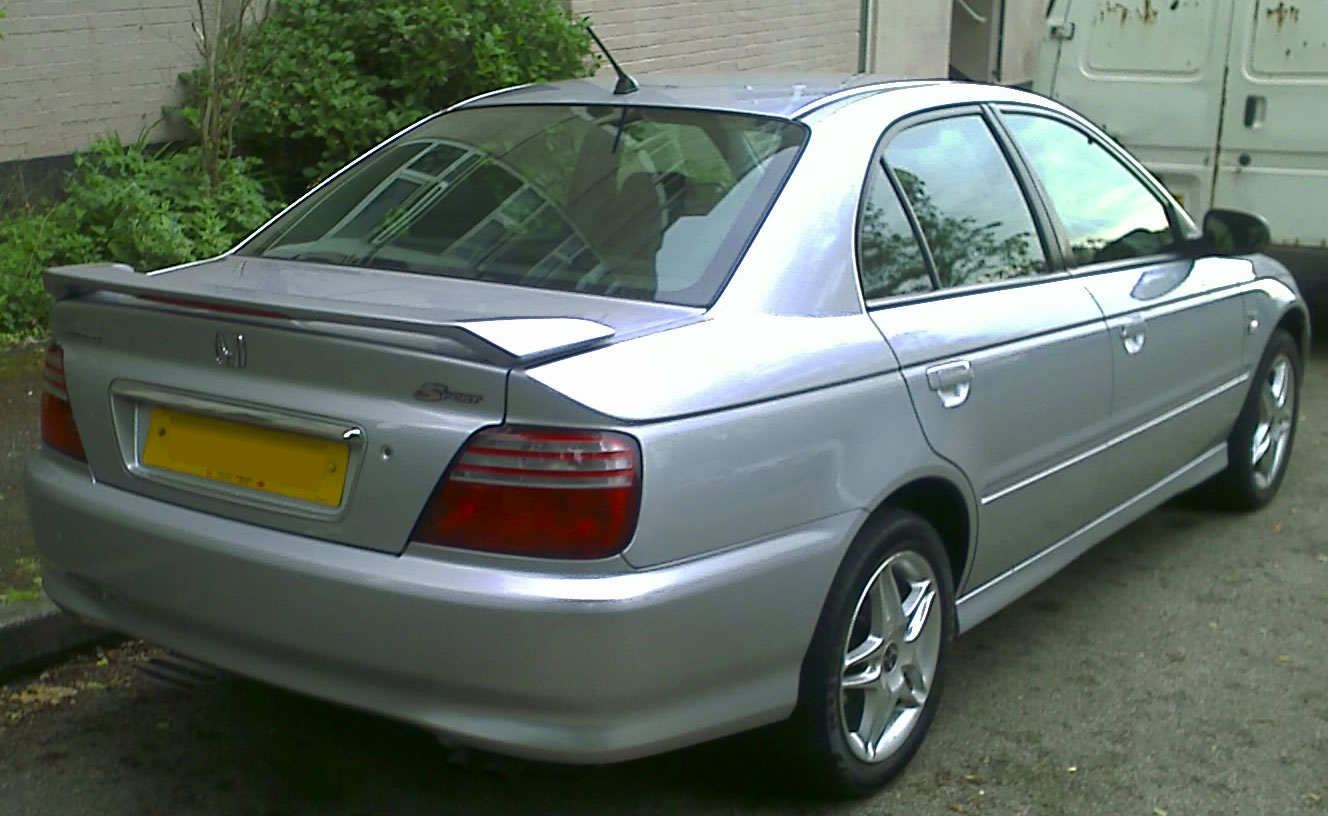 honda manual 2001 accord