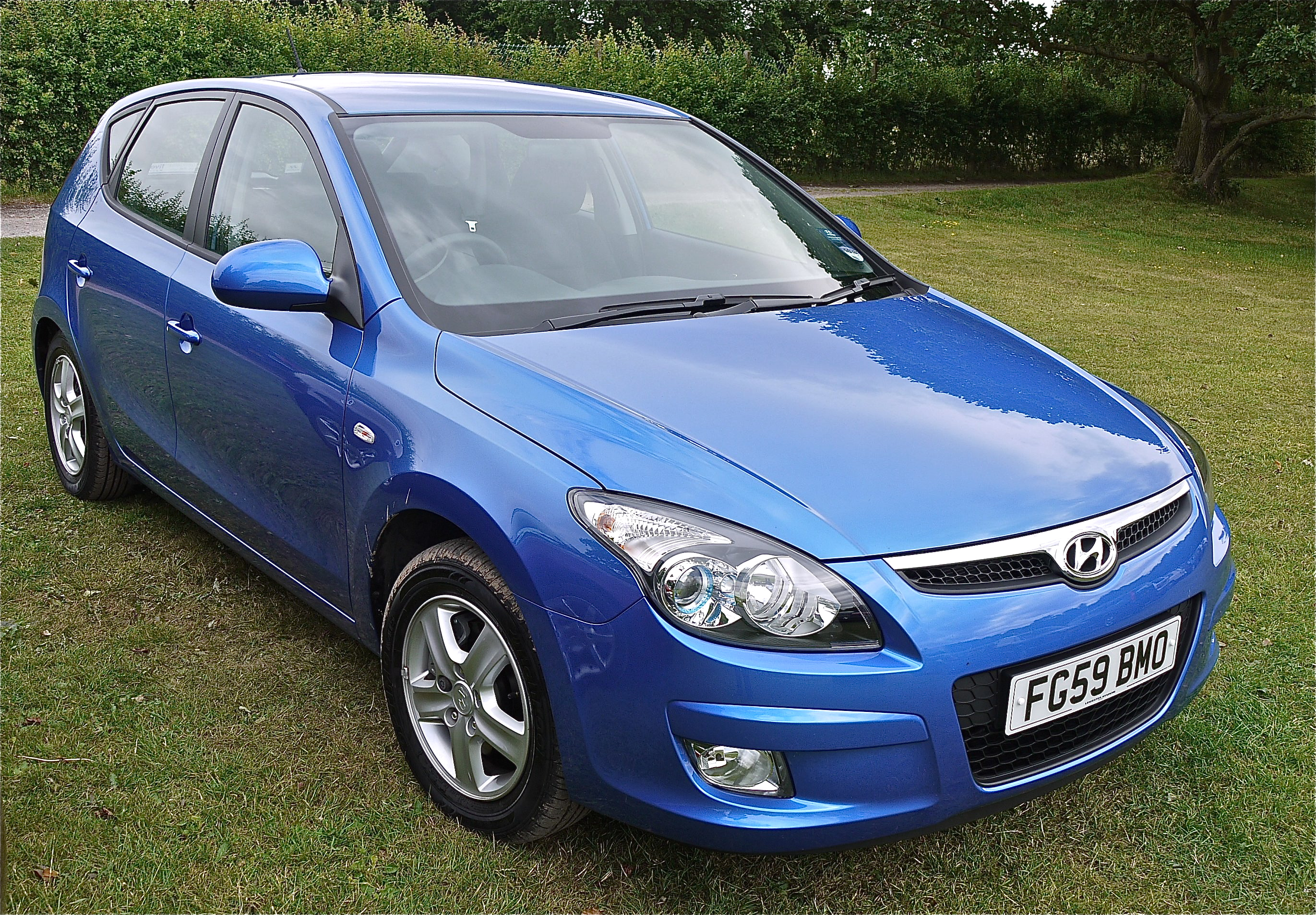 file hyundai i30 front flickr mick wikimedia commons. Black Bedroom Furniture Sets. Home Design Ideas