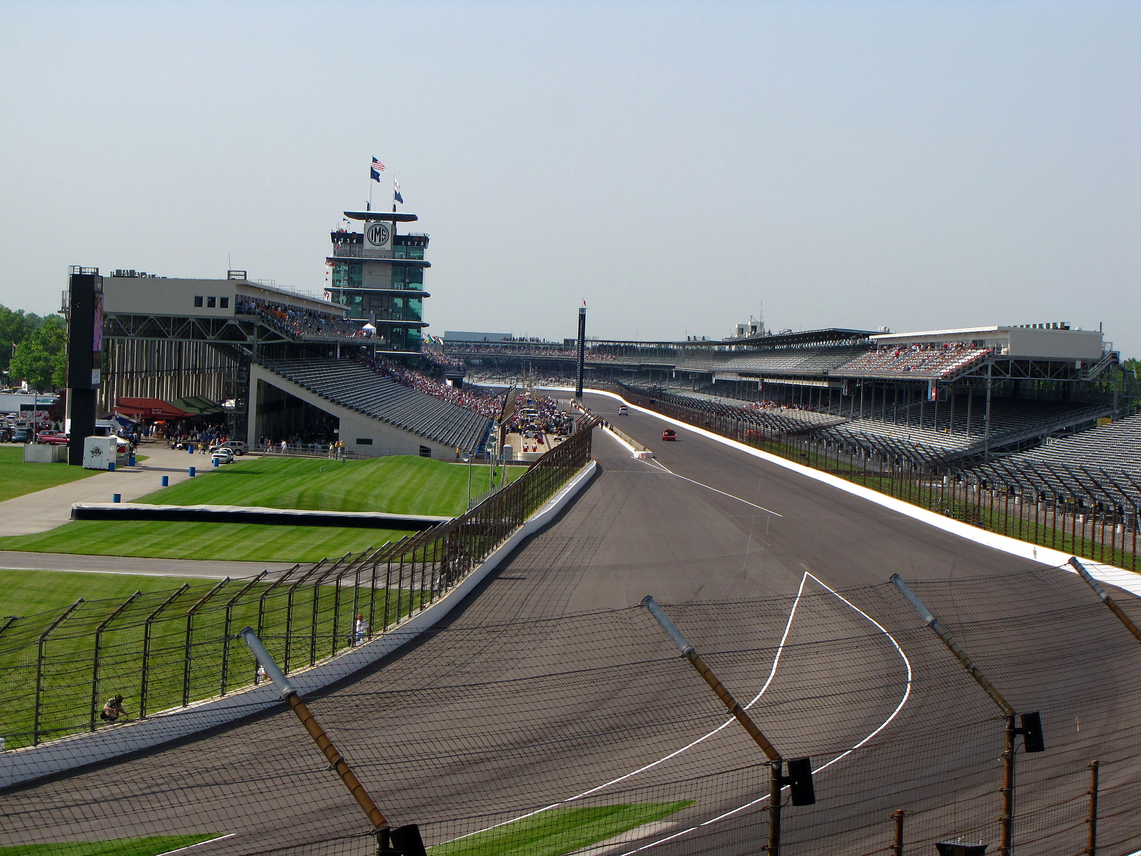 Length of indianapolis motor speedway for Indianapolis motor speedway com