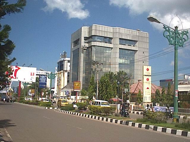 Jalan Lambung Mangkurat Banjarmasin