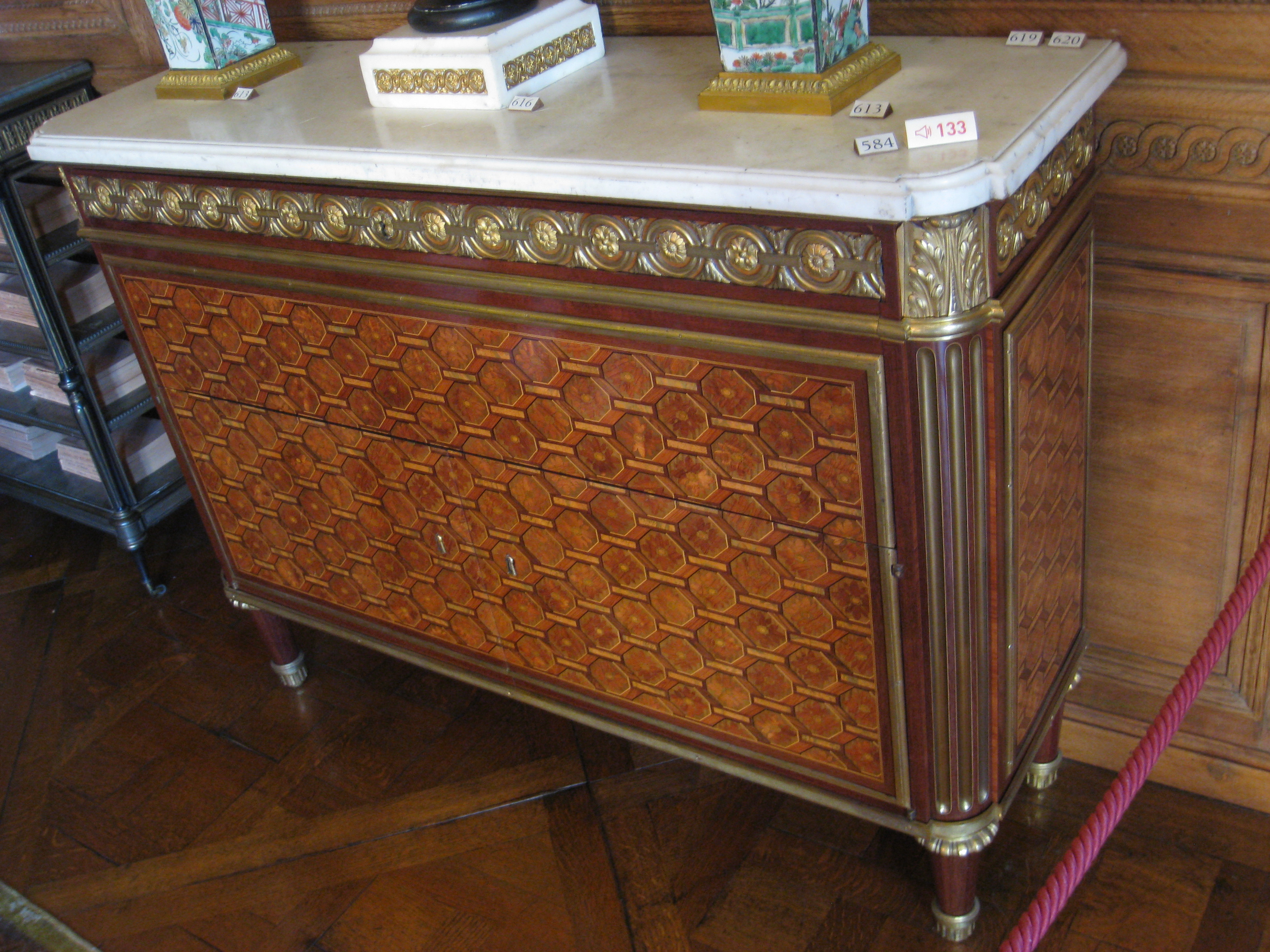 French furniture - Wikipedia, the free encyclopedia