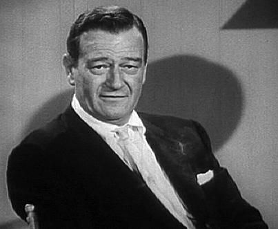 John Wayne Größe