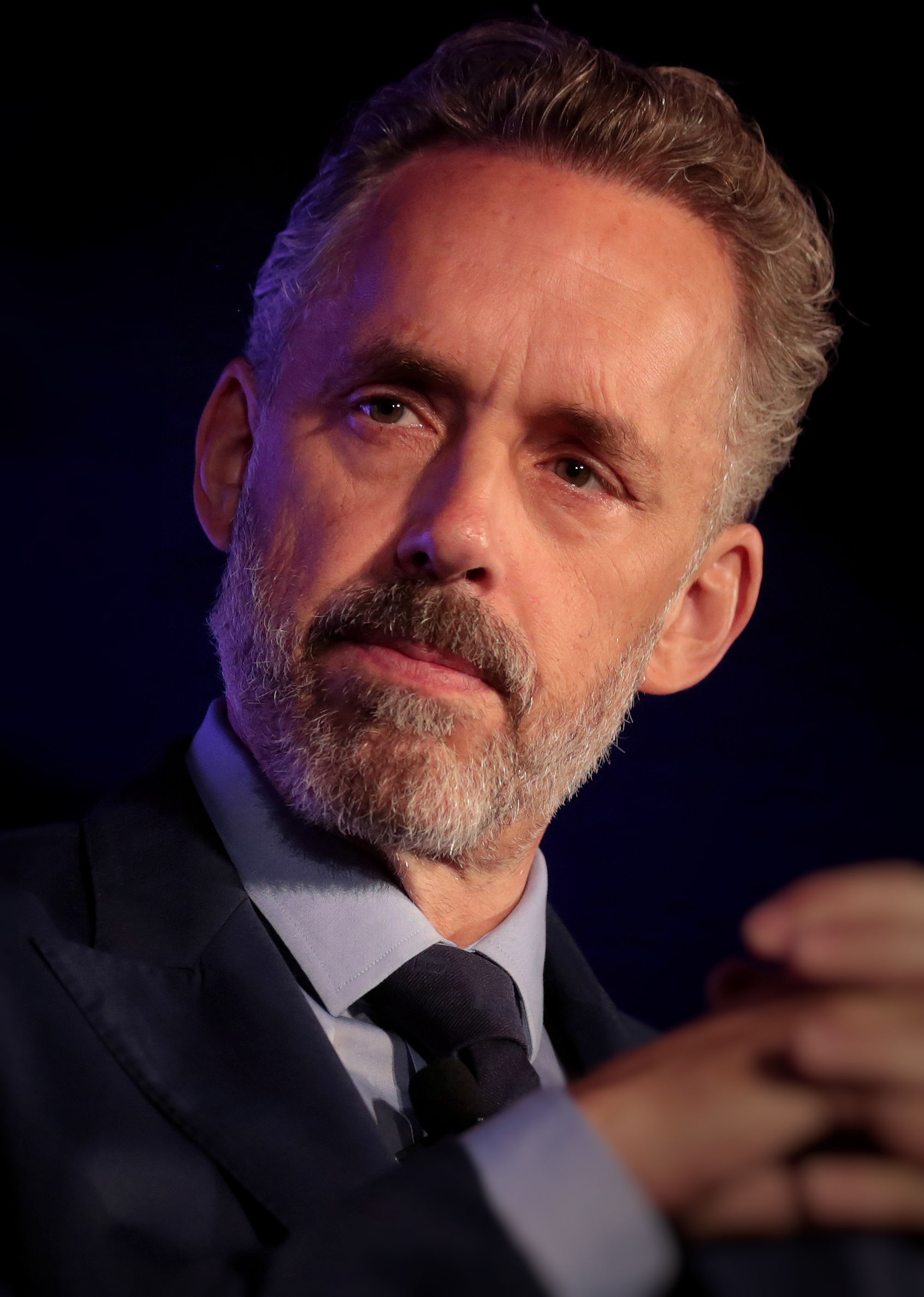 Picture of an author: Jordan Peterson