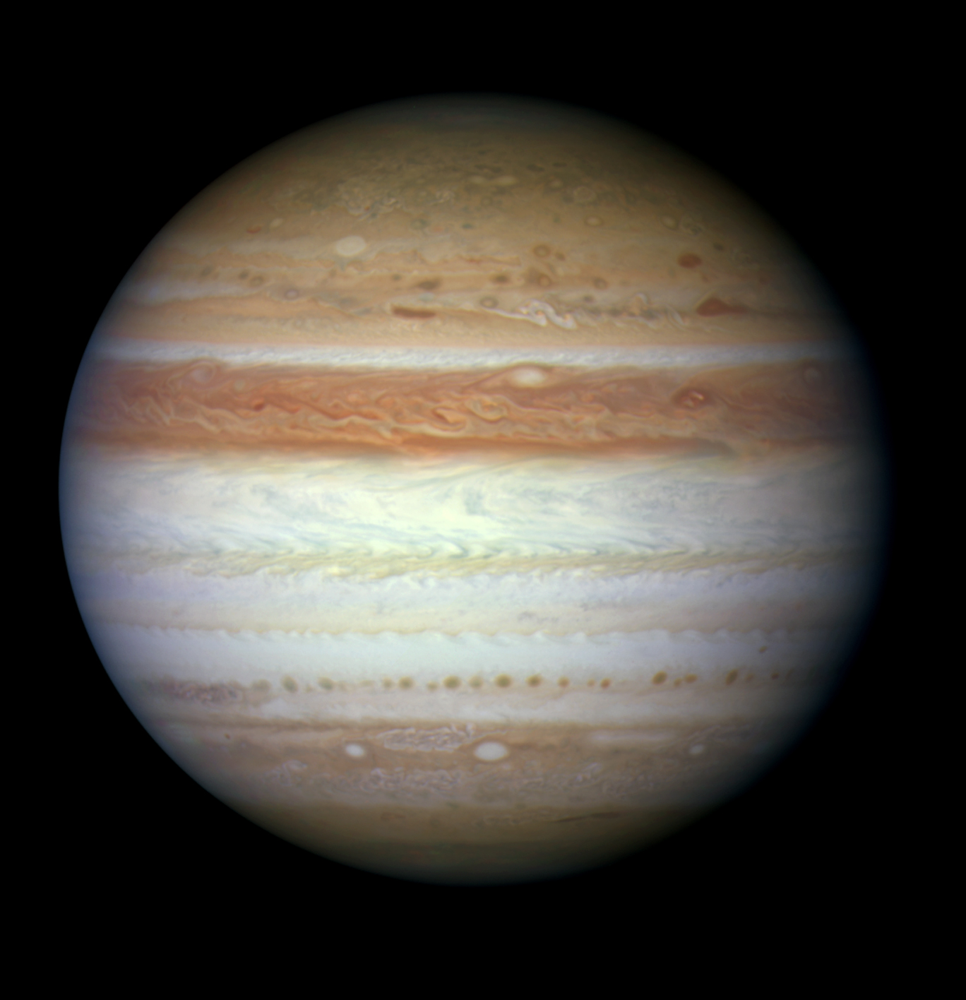 Jupiter Planet Atmosph...