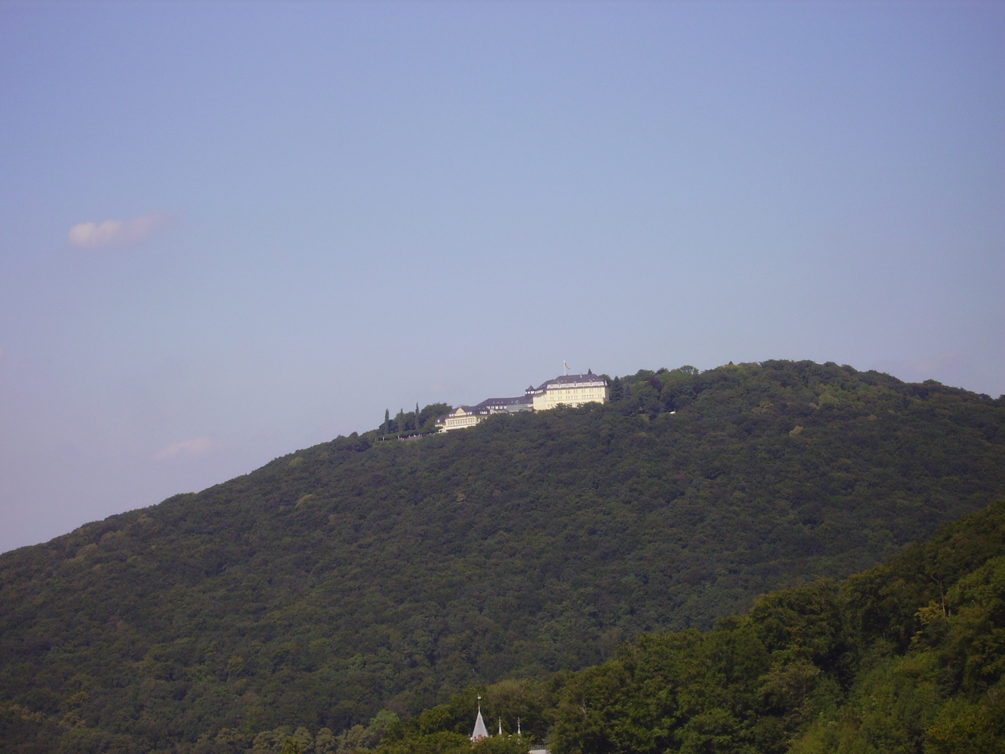 Hotel Schloss Berg Restaurant