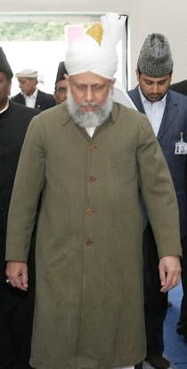 Mirza masroor ahmad wife sexual dysfunction