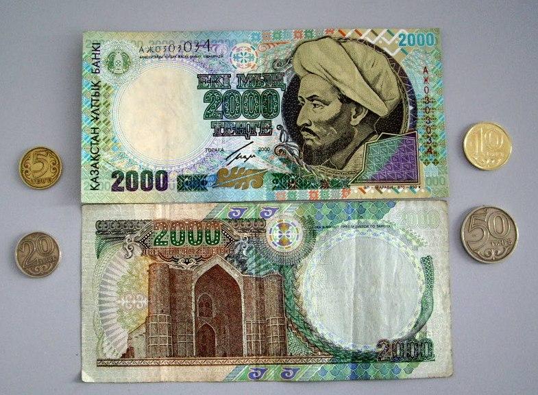Курсы валют в казахстане