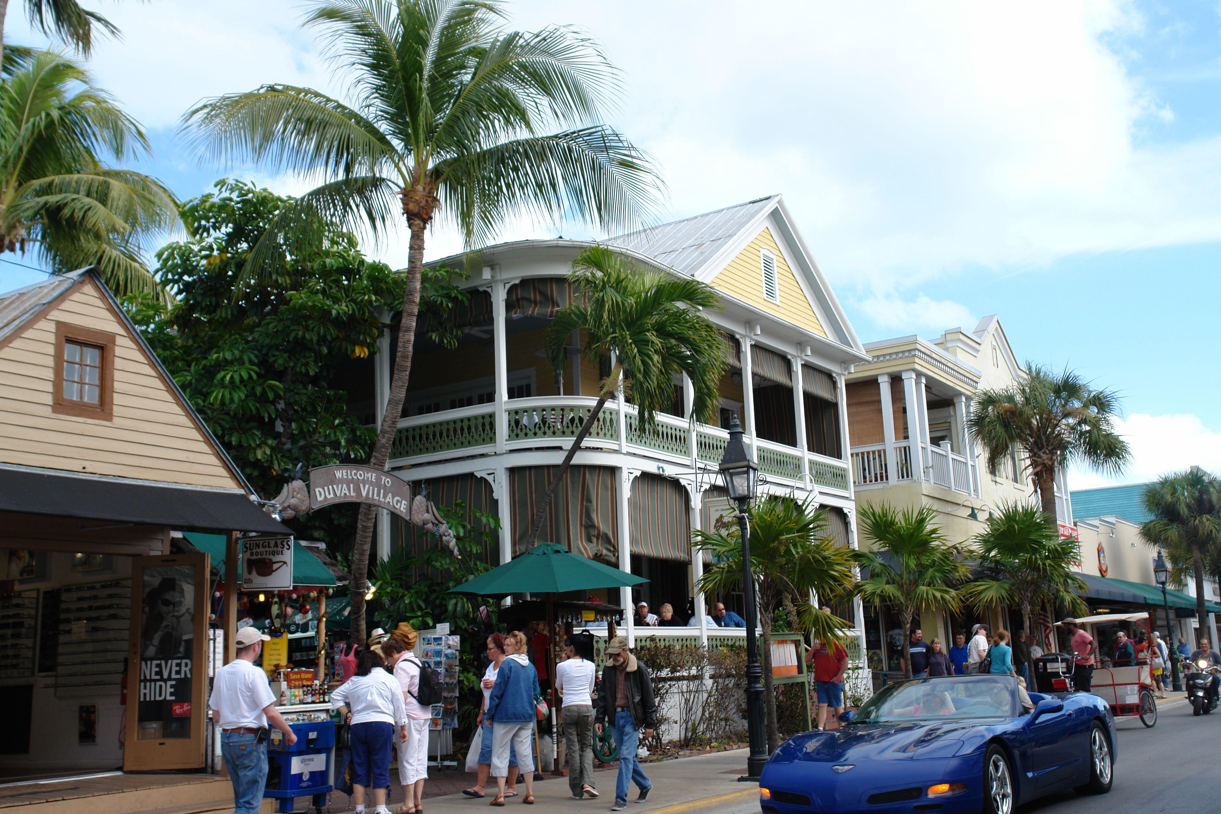 File Key West Street Life2 Jpg Wikimedia Commons