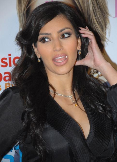 Kim Kardashian 7 Video famoso gay
