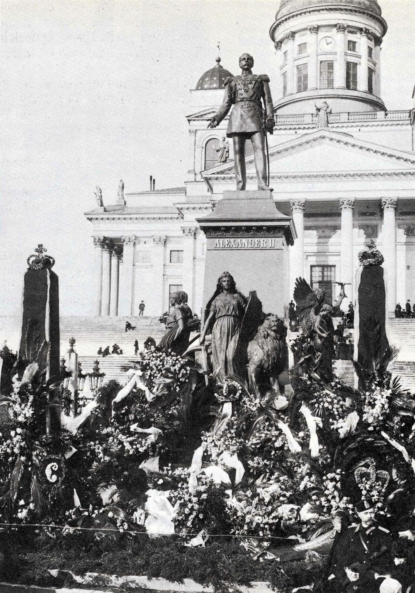 Kuvahaun tulos haulle aleksanteri II turku