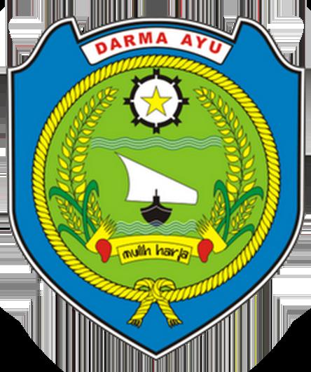 berkas lambang kabupaten indramayu png wikipedia bahasa indonesia ensiklopedia bebas berkas lambang kabupaten indramayu png