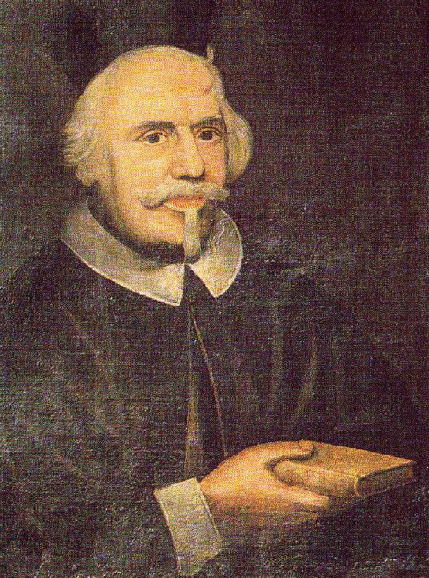 Leo Allatius, portrait in the ''Collegio Greco'' of [[Rome]], Italy