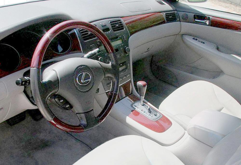 File Lexus Es 330 Interior Front Jpg Wikimedia Commons