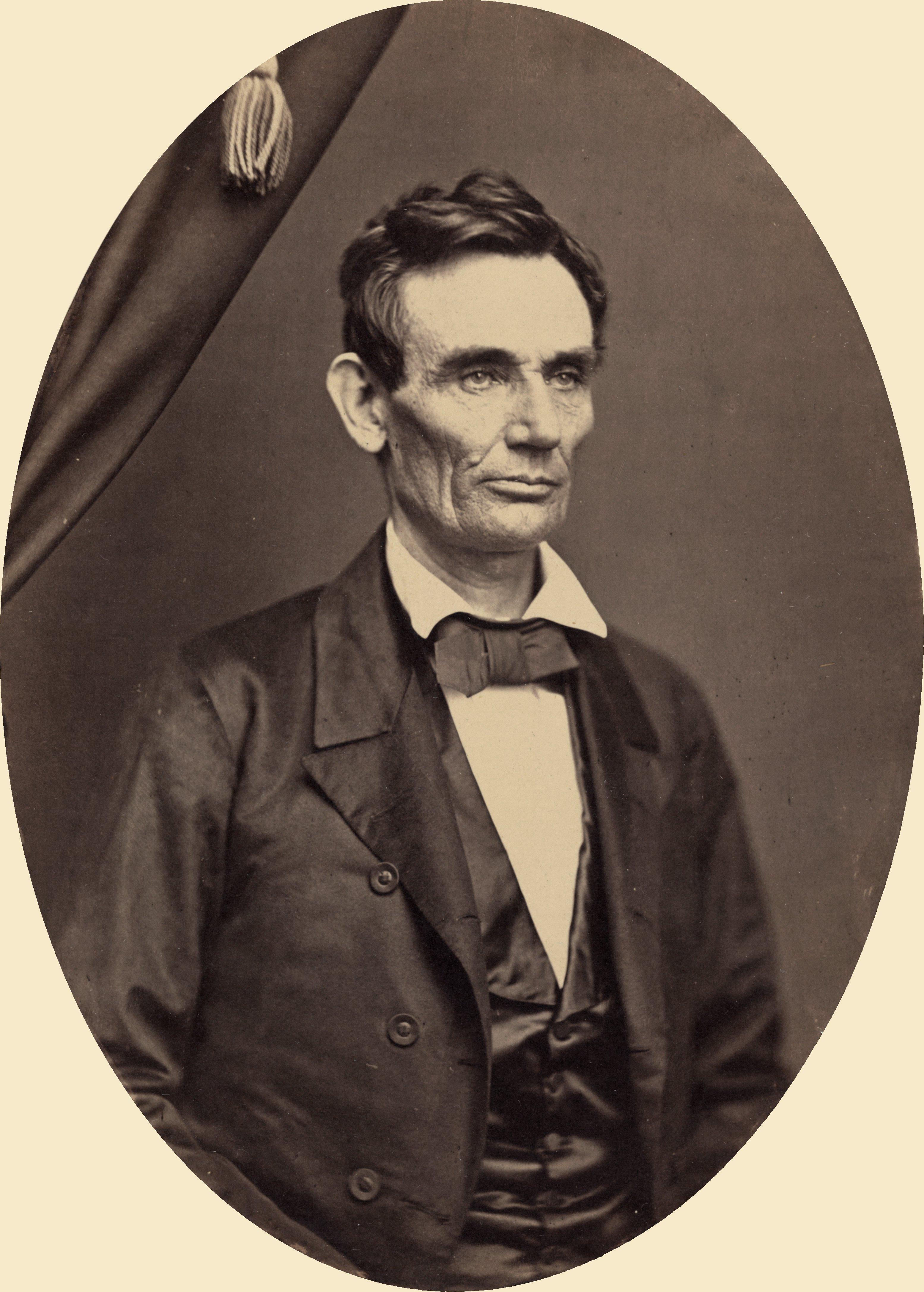 File Lincoln O 14 By Roderick Cole 1858 Jpg Wikimedia
