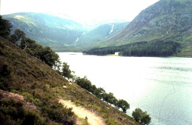 Loch Muick - geograph.org.uk - 1145231