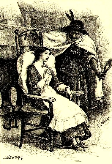 a report on abigail williams a figure in the salem witch trials For witnesses of the events and for readers and modern audiences of the crucible, the witch trials abigail williams salem witch trials simply as.