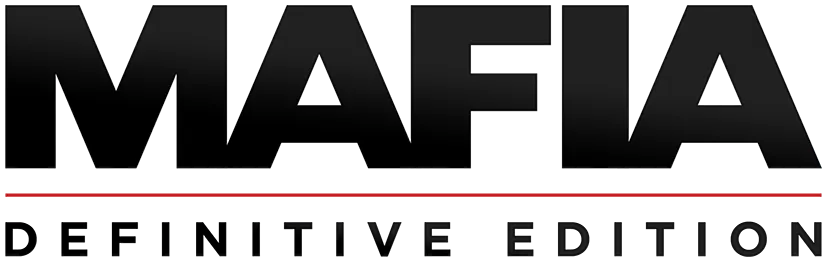 File:Mafia - Definitive Edition logo.png - Wikimedia Commons