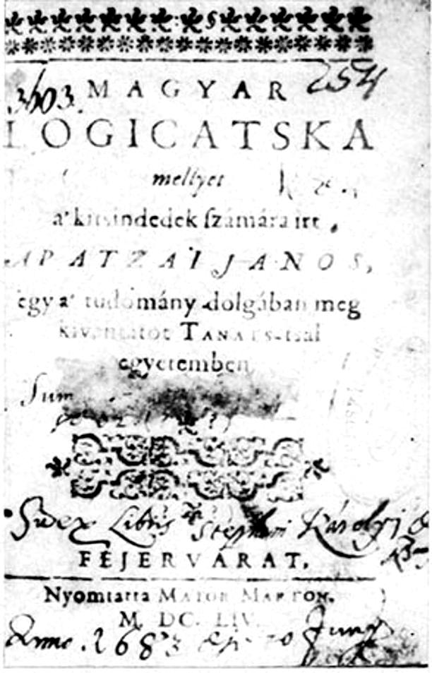 https://upload.wikimedia.org/wikipedia/commons/1/1a/Magyar_logicatska.jpg