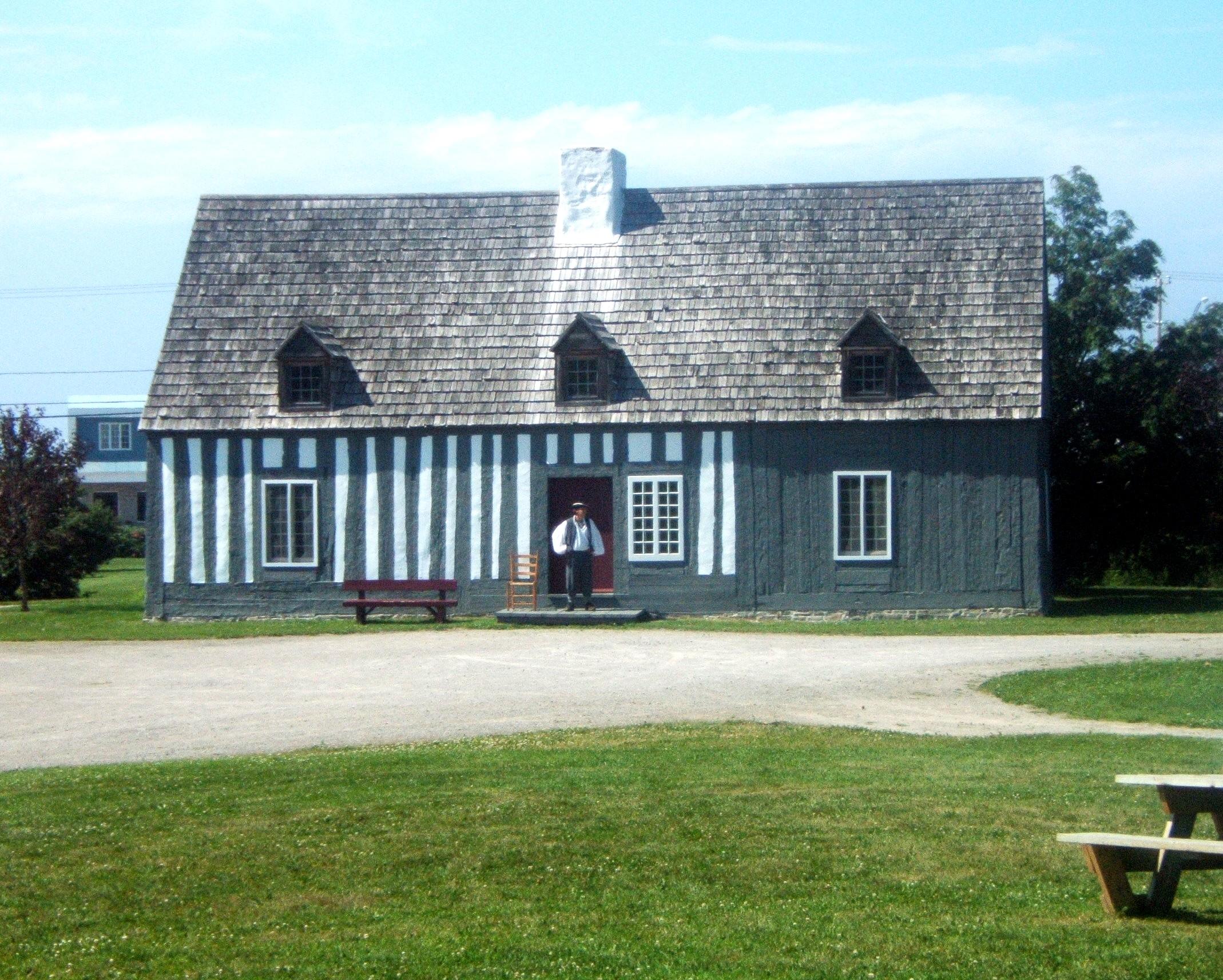 Maisons De Canada : File maison lamontagne g wikipedia
