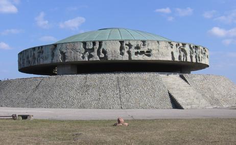 Nazi extermination camps.
