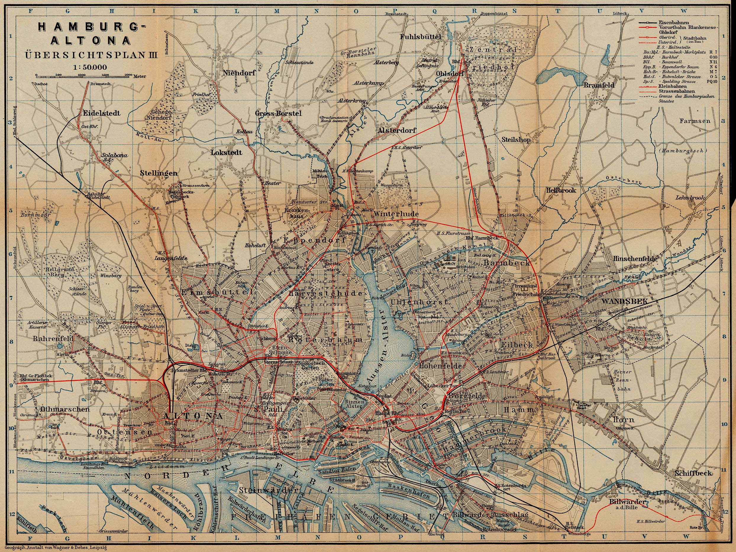 File Map Hamburg Rail 1910 Jpg Wikipedia